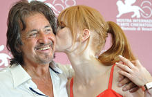 Pacino, Chastain at Venice Film Festival