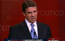 Rick Perry defends Texas death penalty record