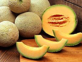 cantaloupe, melon