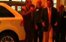 Romney talks car collection