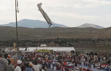 Deadly crash at Reno air races