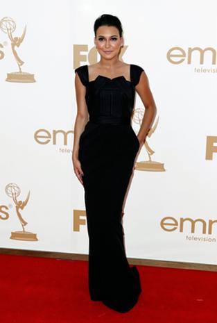 Emmy red carpet 2011