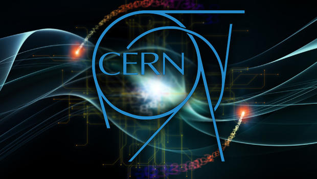 cern clocks subatomic particles traveling faster than