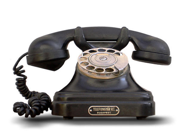 The evolution of telephones