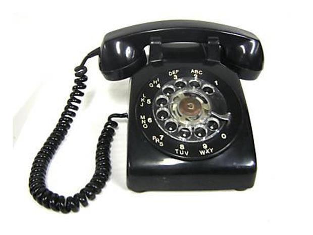 The evolution of telephones