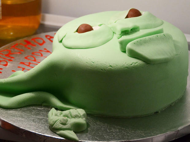 53 geeky cakes you wish you ate!