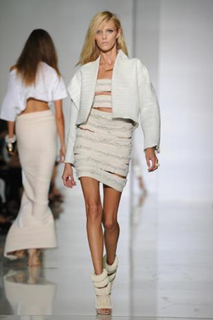 Kanye West's Paris Fashion Week debut