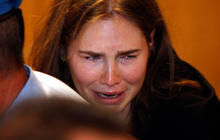 Italian court frees Amanda Knox
