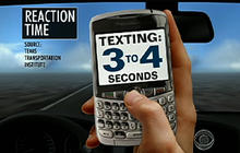 Study: Texting while driving doubles danger risk