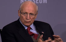 Cheney talks 2012, Obama's future & defense cuts