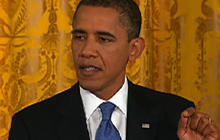 Obama: Wall Street protests express what people feel