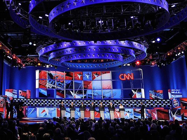 Republician presidential debate