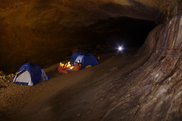 "Seeing the light: Astronauts ""cave crew"" returns to Earth"