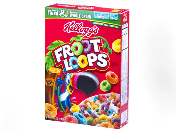 "Worst foods? Watchdog group's ""Terrible 10"" list"