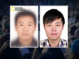 National geographic researchers averaged the world's population to come up with a composite image of the most typical person in the world. CBS News found someone who fits the bill: Mu Li,  a Han Chinese immigrant living in New York City,
