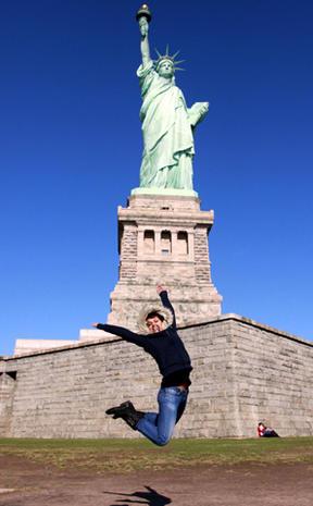 Lady Liberty turns 125