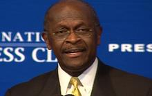 Cain changes story about sex harassment