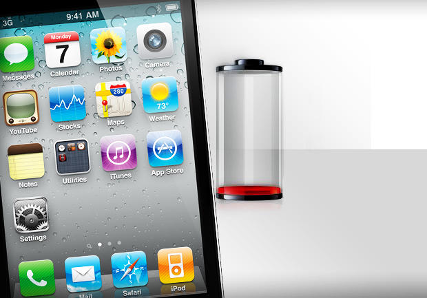 Apple iPhone 4S battery drain has people crying ...
