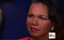 "Condoleezza Rice: ""Politics doesn't appeal to me"""
