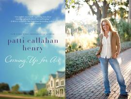 Patti Callahan Henry, Coming Up for Air