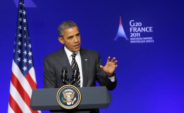 Barack Obama, G20