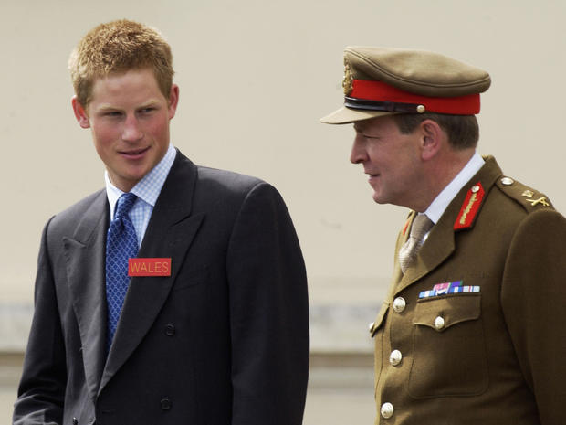 "Prince Harry's ""bad boy"" behavior"