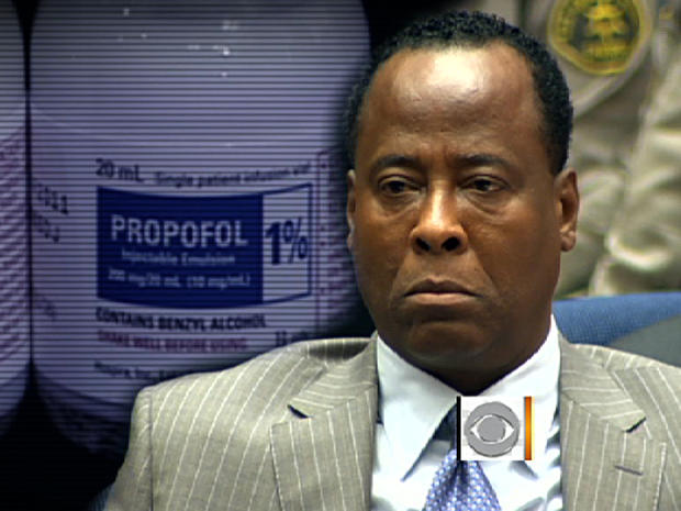 conrad murray to nbc quotpropofol is not recommended to be