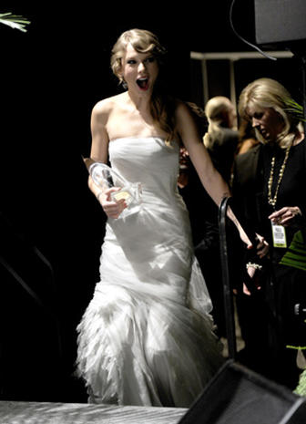 2011 CMA Awards press room