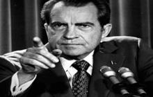 Tale of the tape: Nixon encounters war protesters