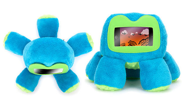 How to make your iPhone into a huggable toy for your baby
