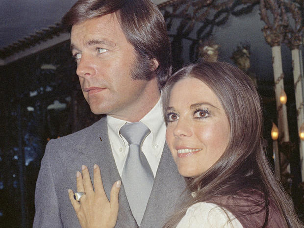 Robert Wagner and Natalie Wood in 1972