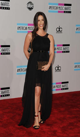 AMA 2011 Red Carpet