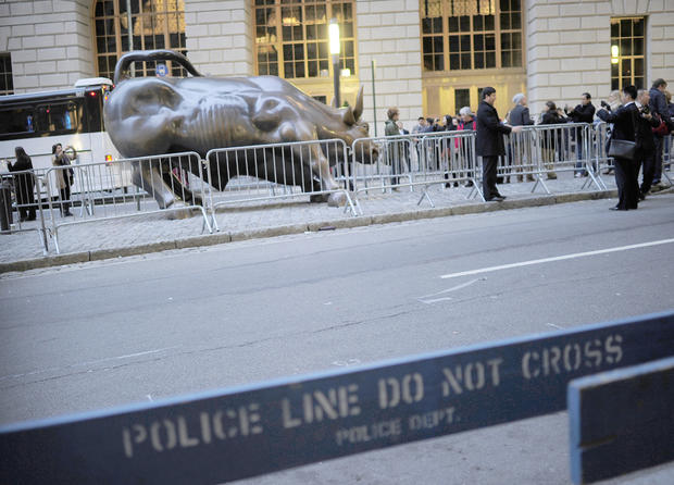 Occupy protests: Month 3