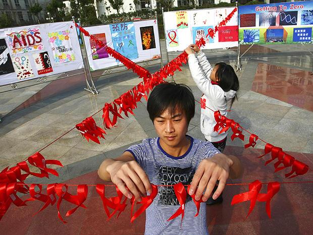 china, aids, world aids day, hiv