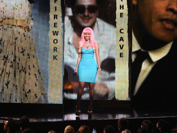 Grammy nominations concert 2011
