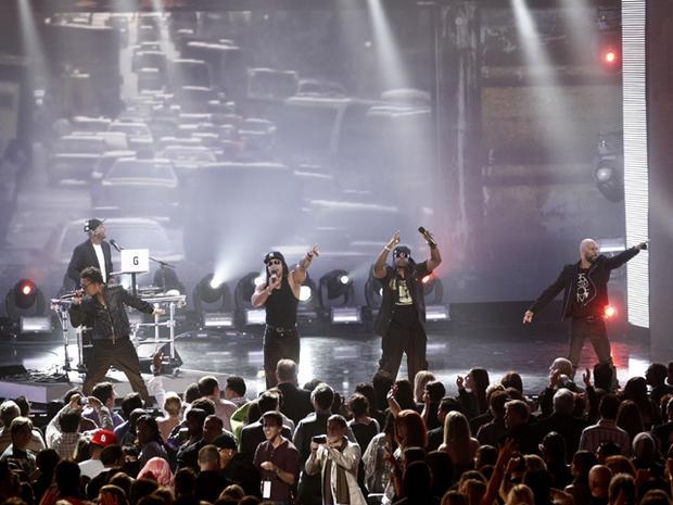 Grammy nominations concert 2011