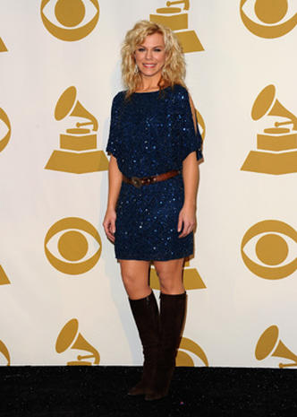 Grammy nominations backstage