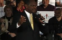 """Herman Cain to announce """"next steps"""" of campaign"""