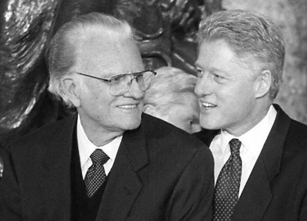 The Rev. Billy Graham