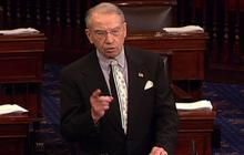 Grassley calls for DOJ resignations in gunwalking scandal