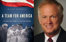 """Author Talk: """"A Team for America"""" by Randy Roberts"""