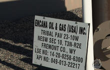 EPA says fracking may be polluting groundwater