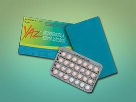 Yaz, birth control