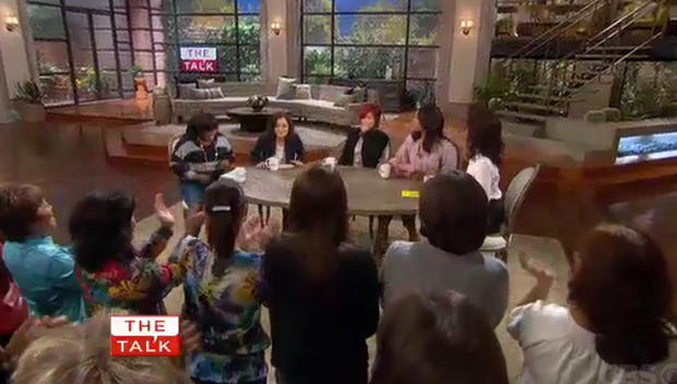 """The ladies of """"The Talk"""""""