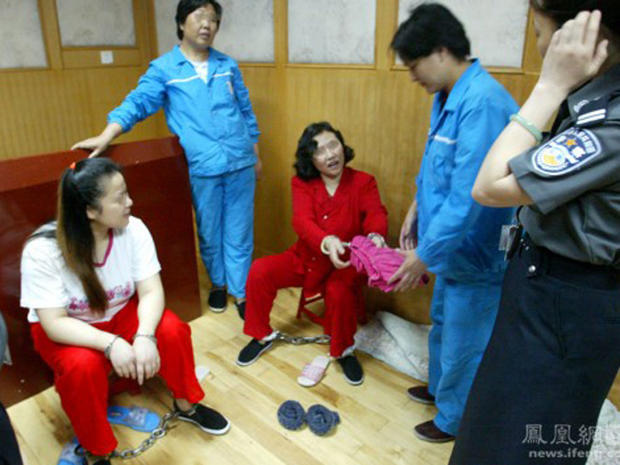 A rare look at China's death row
