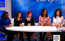 """The Talk"" ladies on ""finding their rhythm"""