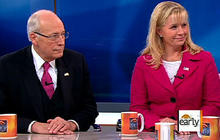 Dick & Liz Cheney on 2012 GOP contest