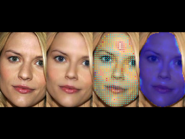 Retouched or not? Tool spots photos' too-flawless features