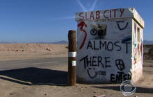 Displaced Americans move into tent cities