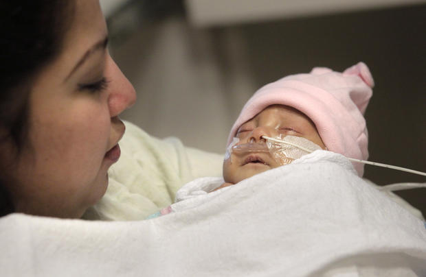 World's tiniest babies: How are they now?